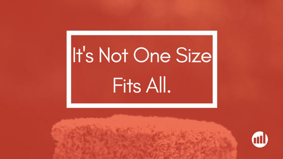 one-size-fit-all